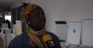 Abigail Kobiaah op GPTV (18 october 2016)